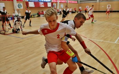 Top 5 Floorball Players