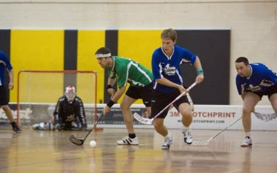 Four Reasons To Try Floorball
